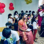 ஜெனோவா திலீபன் தமிழ்ச்சோலையில் நடைபெற்ற ஆடிப்பிறப்பு விழா